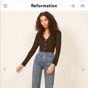 Reformation Tops - Reformation Iris Top